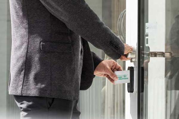 Reliable access control